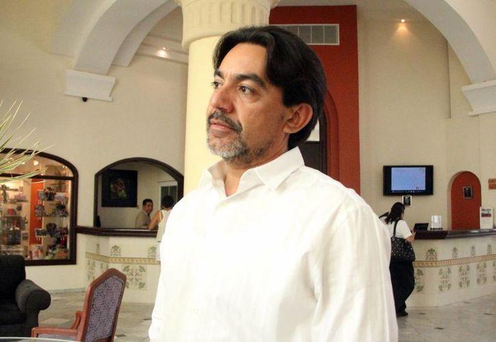 Carlos Pavón Durán, consejero del Instituto Electoral y de Participación Ciudadana. (José Acosta/SIPSE)