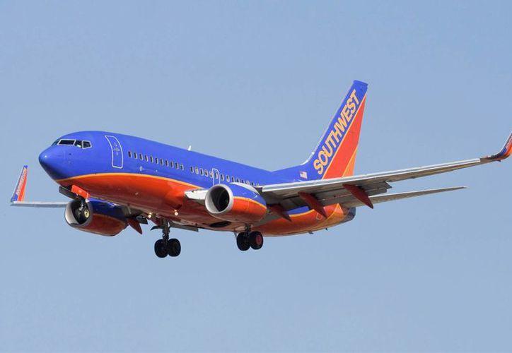 A partir del 10 de agosto la aerolínea estadounidense Southwest ofrecerá vuelos directos y diarios hacia Cancún.  (Foto de contexto/Internet)