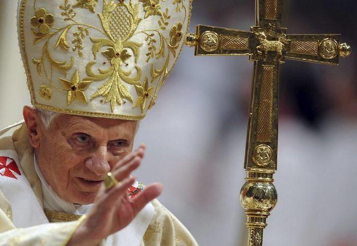 El Papa emérito Benedicto XVI. (Archivo/EFE)