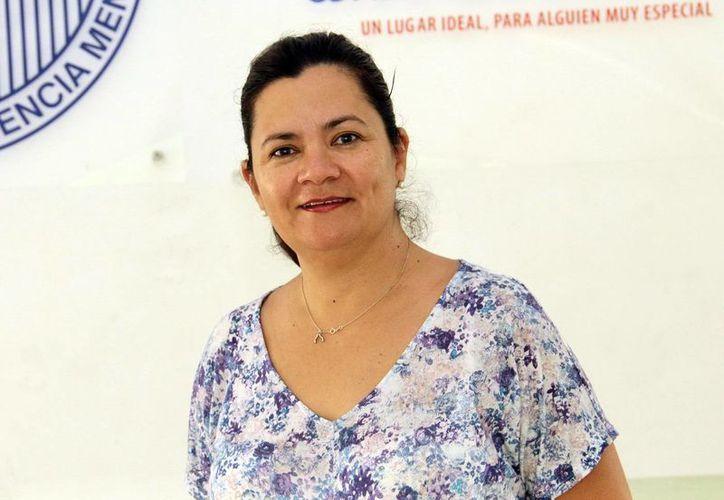 Valentina Herrero Buchanan destacó la difusión de apoyos a los centros altruistas durante las campañas políticas. (Milenio Novedades)