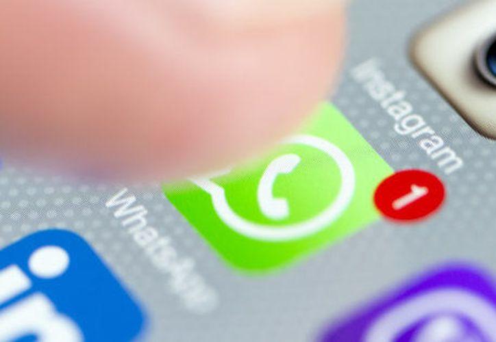 Whatsapp respetará las características del archivo. (The Huffington Post)