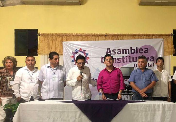 La agrupación ha convocado a una asamblea distrital constitutiva para el municipio de Umán. (facebook.com/PESYucatan2018)