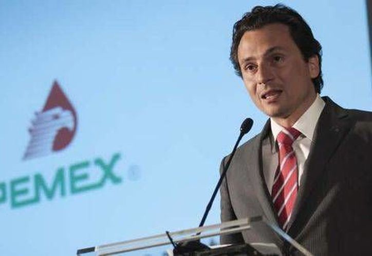 El estado mexicano podría licitar los campos donde Pemex decida no invertir: Lozoya. (Milenio)