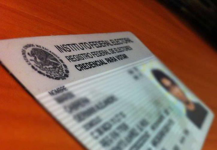 El Instituto Nacional Electoral pide a los ciudadanos ejercer su derecho a votar este 7 de junio, en las elecciones federales. (Redacción/SIPSE)
