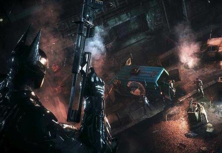 Lo que más emociona del juego 'Batman: Arkham Knight' es la inclusión de varias versiones del Batimóvil a lo largo de los 75 años de Batman.  (Facebook BatmanArkhamNews)