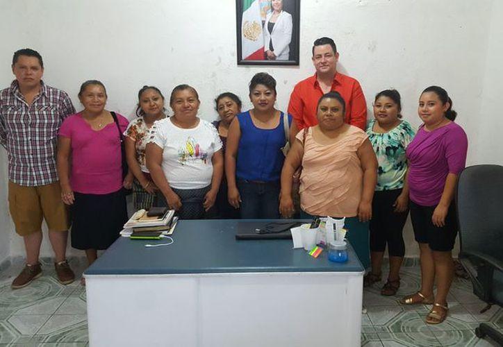El grupo de mujeres 'Nosotros somos Tabi' recibirán los recurso íntegros en el transcurso de la siguiente semana. (Jesús Caamal/SIPSE)