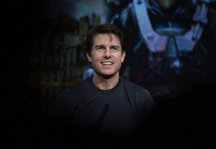 Tom Cruise ha protagonizado Misión Imposible desde que se estrenara la primera parte en 1996.  (EFE)