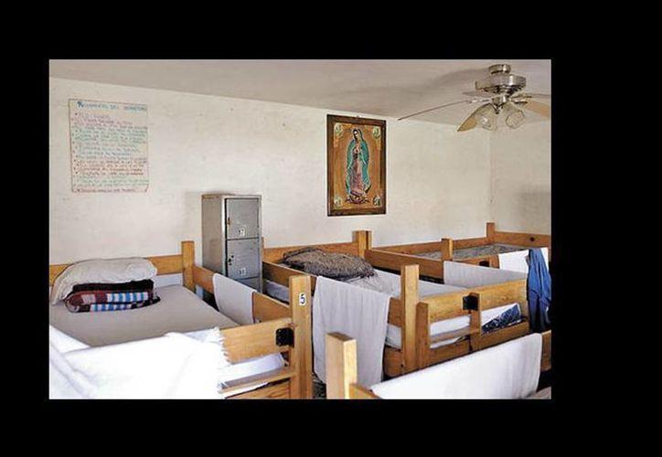 En Altar hay más de 100 casas de huéspedes en el lugar. (Ariana Pérez/Milenio)