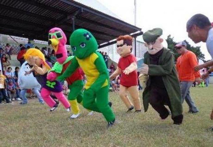 La carrera será el 8 de junio en la avenida Bonampak frente al malecón Tajamar. (Foto de Contexto/INTERNET)