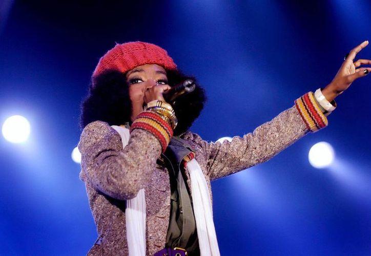 Lauryn Hill, exintegrante del grupo estadounidense 'Fugees'. (EFE/Archivo)