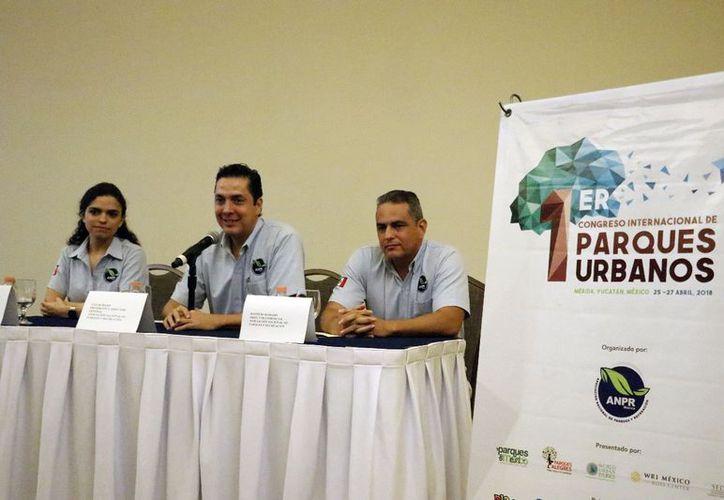 Llega a Mérida el Congreso Internacional de Parques Urbanos. (José Acosta/Milenio Novedades)