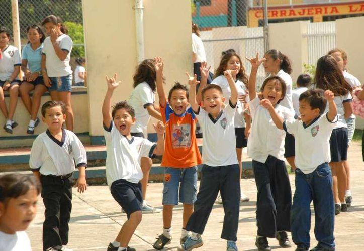 El 37 por ciento de las escuelas de Quintana Roo optaron por el calendario con menos días de clases. (Contexto/Internet)