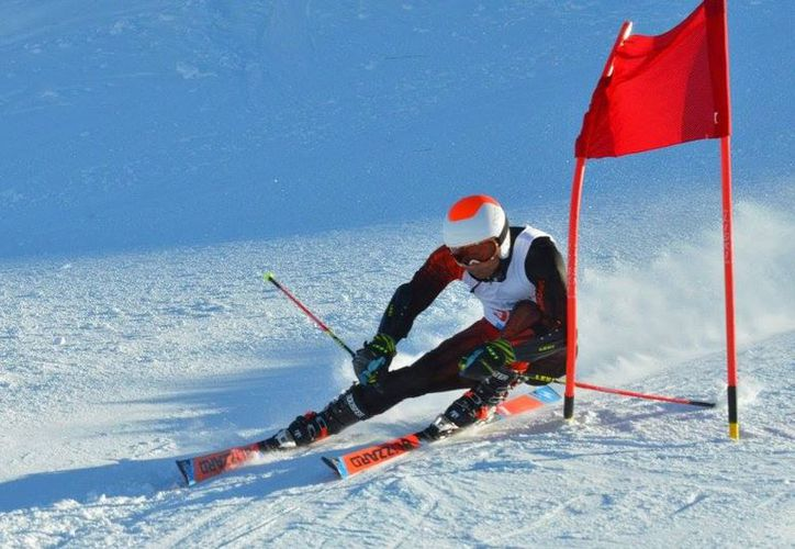 Uno de los representantes sería Rodolfo Dickson en ski alpino. (Google Plus)