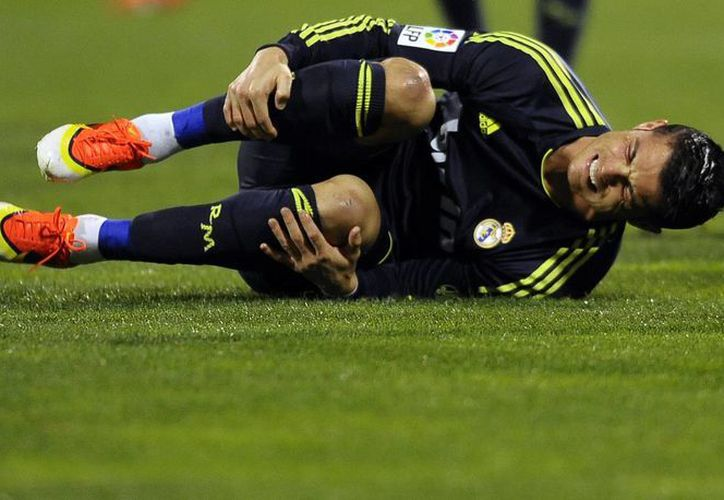 Cristiano Ronaldo, autor del único gol merengue. (Foto: Agencias)