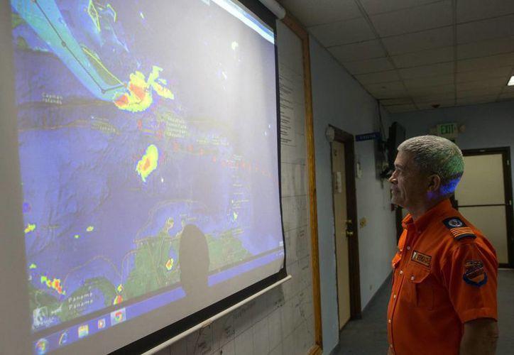 'Bonnie' está causando intensas lluvias en Carolina del Norte, Sur y Georgia. (EFE)
