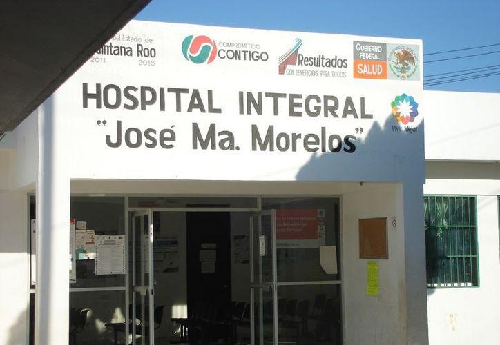 La clinica cuenta con el cuadro básico de medicamentos para tratar este padecimientos principalmente en menores de cinco años. (Carlos Yabur/SIPSE)