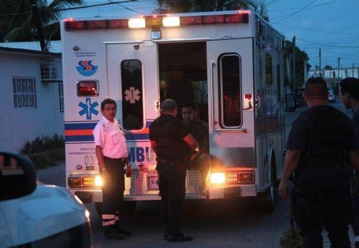 Samuel Tuz Polanco, de 34 años, terminó lesionado porque su vecino lo agredió con una pala en Ticul. (SIPSE/Foto de contexto)