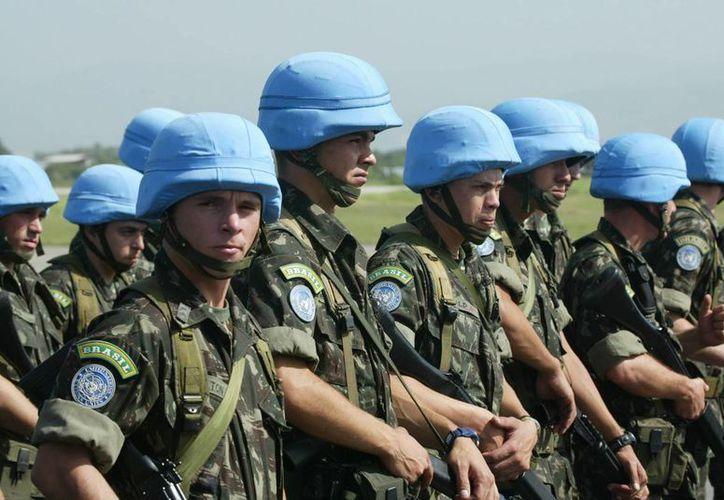 La ONU dijo que las acusaciones de abuso o explotación sexual involucran a efectivos de 21 países. (posta.com.mx)