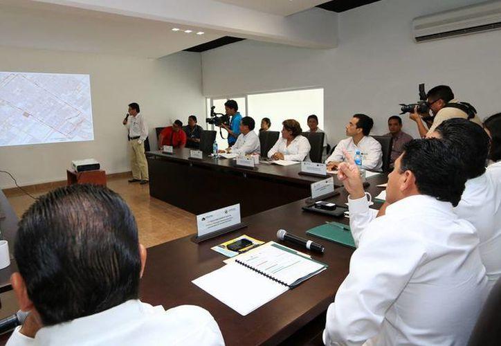 Aprueban Programa Plan Parcial durante la 24 Sesión Ordinaria de Cabildo. (Cortesía/SIPSE)