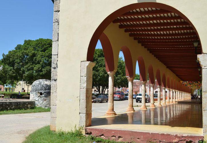 La alcaldía de Yaxcabá es una de las que pedirá 'prestado' para pagar sueldos y aguinaldos.(Foto: Redacción)