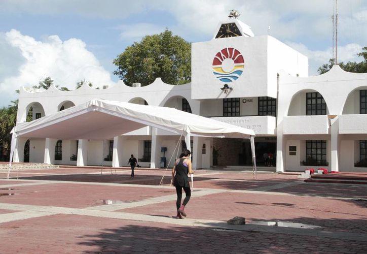 El evento estaría presente del 15 al 23 de noviembre, frente al Palacio Municipal. (Tomás Álvarez/SIPSE)