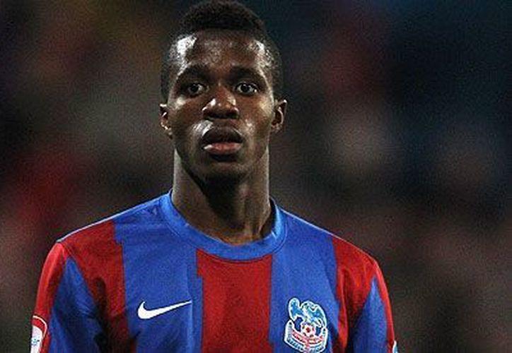 Wilfried Zaha, de 20 años, se incorporará al Manchester United en julio. (www.guardian.co.uk)