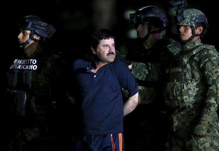 Varios políticos en México recibieron cheques para sus campañas electorales a cambio de 'respetar' a Joaquín El Chapo Guzmán Loera, asegura Rosa Isela, su hija mayor. (elespanol.com)