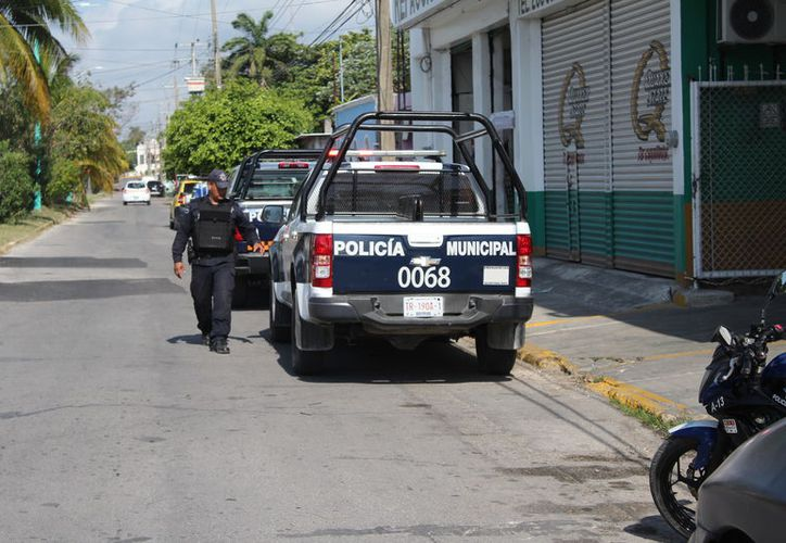 Han recibido advertencias por el crimen organizado. (Joel Zamora/SIPSE)