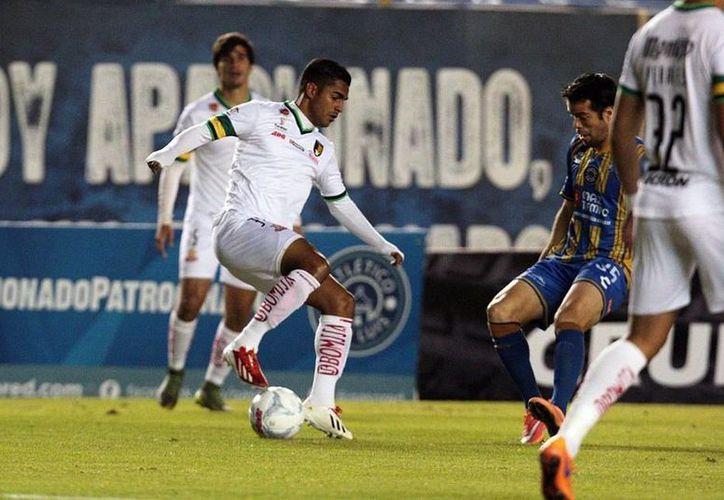 Los Venados F.C. cayeron este sábado 2-0 ante el Atlético San Luis en el cierre de la jornada 6 del Torneo Clausura 2016. (Imágenes Venados F.C.)