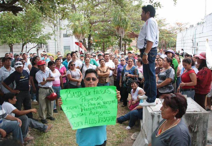 Aún no se sabe el resultado de las negociaciones y la forma de pago de la deuda. (Julián Miranda/SIPSE)