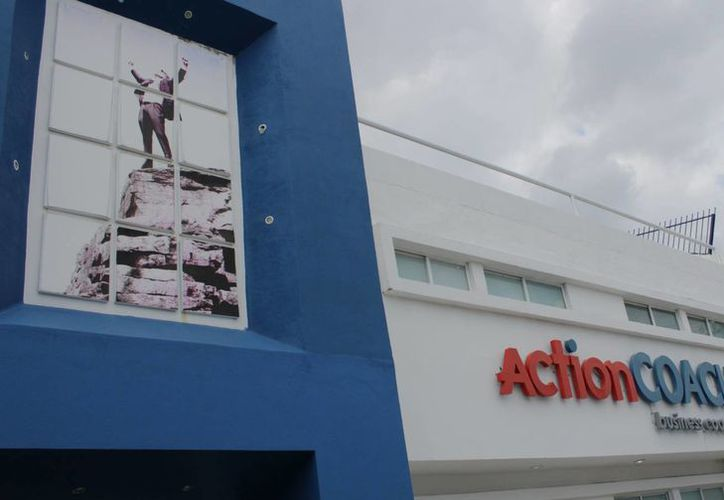 La franquicia de Action Coach fue distinguida por el Best Franchisse of the World. (Jesús Tijerina/SIPSE)