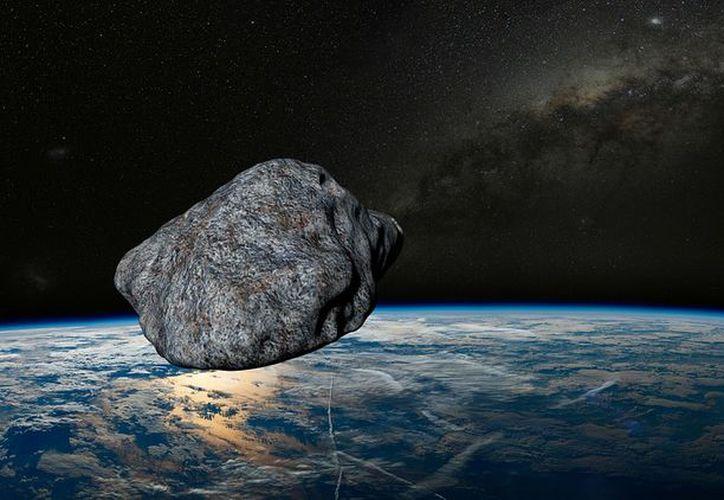 El asteroide 2008 KV2 pasará cerca de la Tierra este jueves.  (Pixabay)