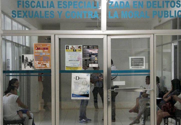 Vecinas interpusieron la denuncia ante la autoridad correspondiente. (Tomás Álvarez/SIPSE)