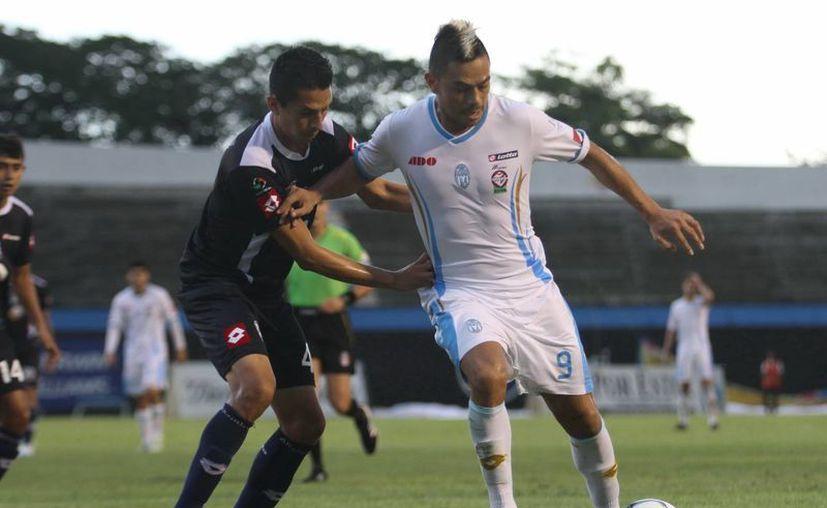 Jair García es uno de los jugadores ofensivos del CF Mérida. (Milenio Novedades)