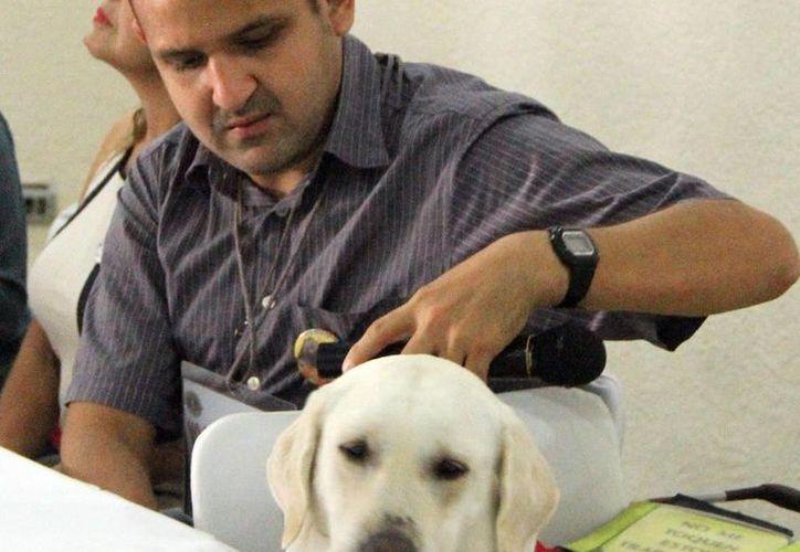 Pepe y Praia luchan constantemente contra la discriminación en Mérida. (Milenio Novedades)