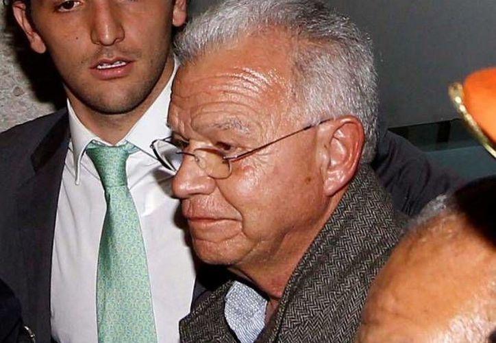 El exgobernador de Tabasco, Andrés Granier, convalece en el penal de Tepepan. (SIPSE/Foto de archivo)