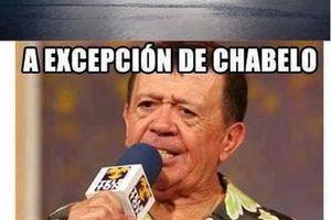 Celebran con memes los 80 años de Xavier López 'Chabelo'