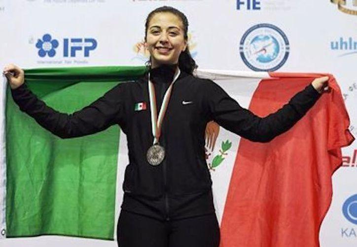 Julieta Toledo representó a México en las Olimiadas de Río 2016 (internetvdeportes.com)