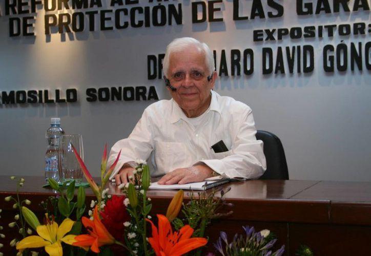El caso de Góngora Pimentel tiene una 'serie de vicios que lo han empantanado'. (amijpuntodeencuentro.org)