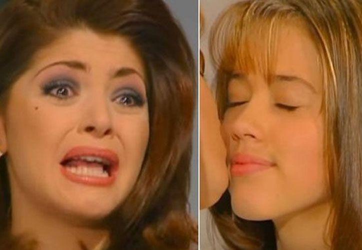 El video de la canción 'Maldita lisiada' se encuentra en YouTube, Spotify y en la cuenta de la actriz. (Contexto/Internet)