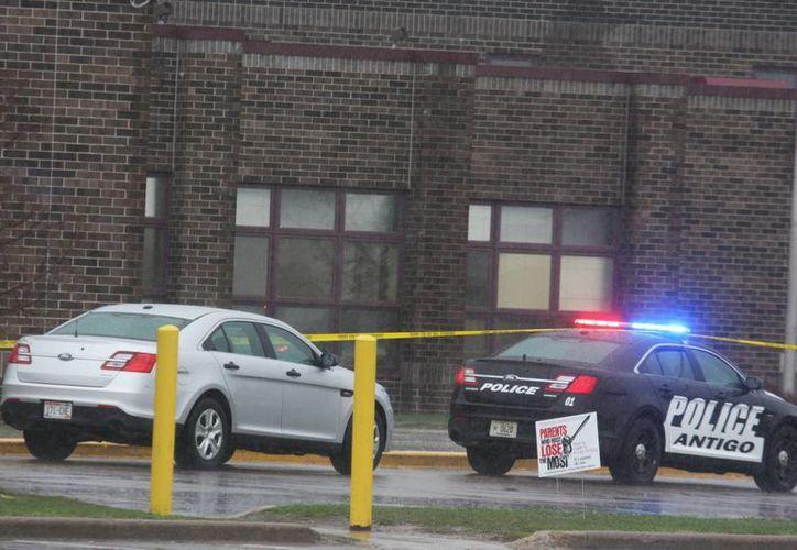 Tras el ataque, la policía acordonó la zona. (Agencias)