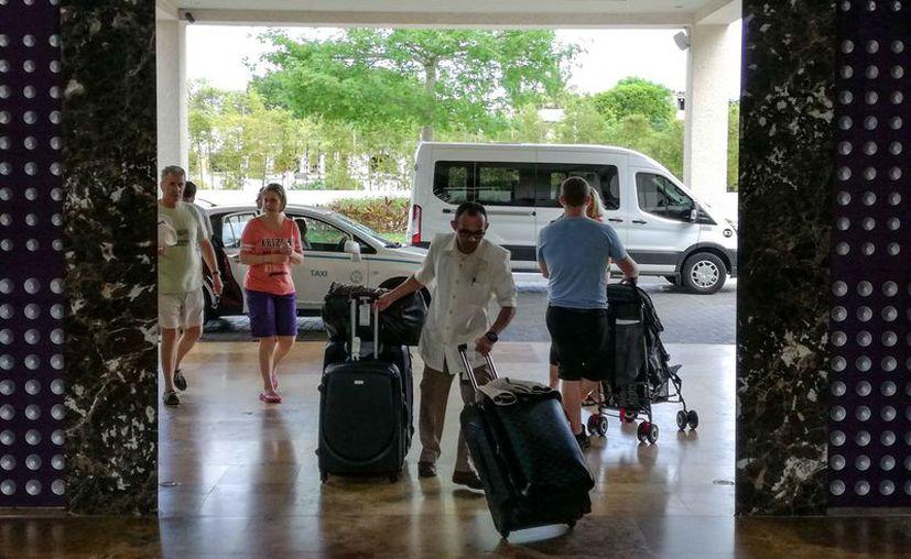 Los hoteles esperan reservaciones positivas de última hora. (Adrián Barreto/SIPSE)