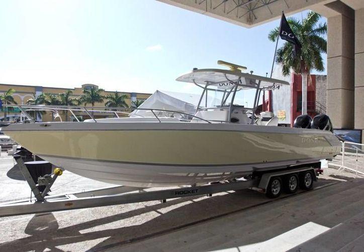 El Boat Show de Cancún se organizó por primera vez en 2012. (Gonzalo Zapata/SIPSE)