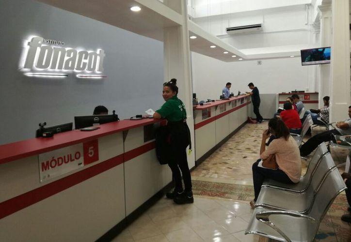 En Mérida las oficinas del Fonacot se encuentra sobre Paseo de Montejo. (Milenio Novedades)