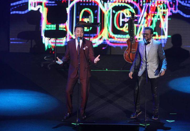 Ante el éxito de 'La Gira', Cristian Castro y Aleks Syntek preparan una nueva fecha para presentarse en la capital del país e interpretar juntos sus mejores éxitos. (Archivo/ Notimex)