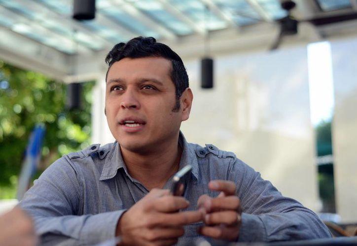 Javier Cetina Ávila aseguró que la final nacional de The Venture se llevará a cabo en la Ciudad de México. El ganador representará a México en la final global en Silicon Valley. (Milenio Novedades)