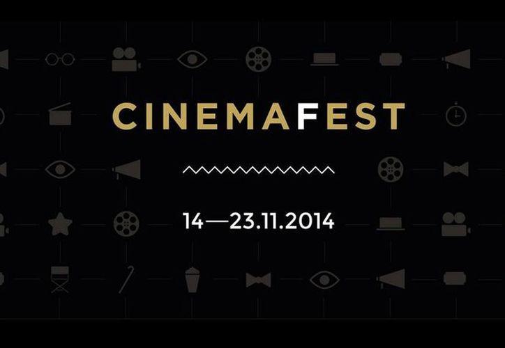 """la I edición del Festival Internacional """"CinemaFest"""" se llevará a acabo del 14 al 23 de noviembre en San Luis Potosí. (Facebook)"""