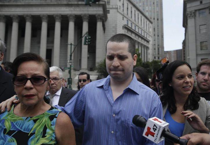 El juez determinó que Gilberto Valle no cometió ningún crimen, ya que nunca llevó a cabo sus planes. (AP)