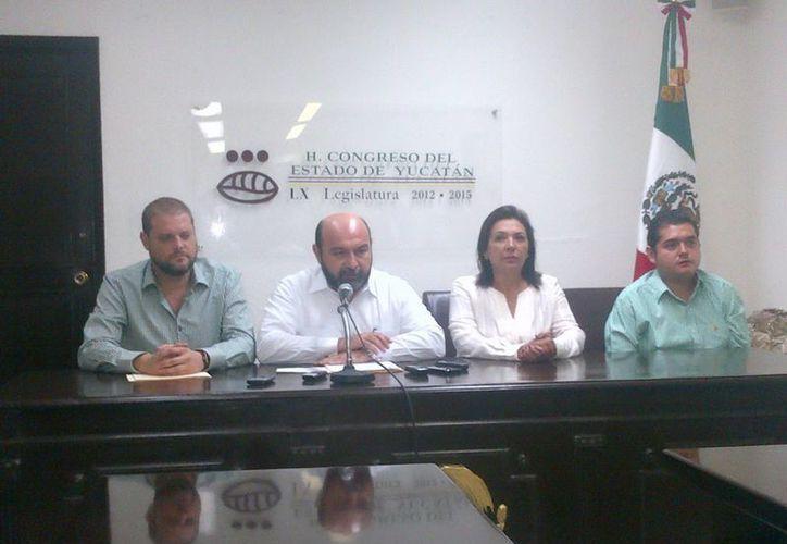 Luis Hevia Jiménez dijo que la propuesta se presentará al Pleno. (Cortesía)