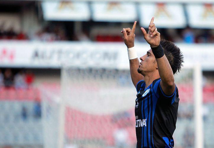 El equipo queretano venció por 2-1 en la cancha del estadio La Corregidora. (La Jornada)